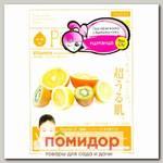 Маска для лица тканевая Питательная c витаминным комплексом SUNSMILE Essence