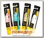 Зубная щетка с ионами золота Wang Ta (цвета в ассортименте)