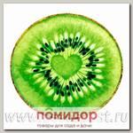 Блюдо сервировочное Walmer Colourful Kiwi, 25х25 см