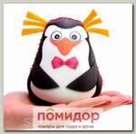 Игрушка-мочалка растущая в воде Пингвин
