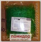 Сетка шпалерная LISTOK ячейка 15х17, 2 м х 5 м зеленая