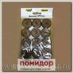 Кокосовые таблетки 36 мм ELLEPRESS, 15 шт.