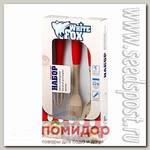 Набор для выпечки White Fox Elegance RED (кисть, венчик кулинарный, лопатка для жарки)