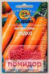 Морковь Садко, 300 гелевых драже Грядка лентяя