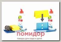 Подставка для моющего средства и губки CLEAN KIT