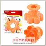 Форма для пончиков Цветок d 8,5 см