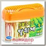 Поглотитель запахов для шкафов и комодов (зелёный чай), 150 г