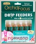 Капельный дозатор (Питание для орхидей во время цветения) Orchid Focus Drip Feeders, 6х38 мл