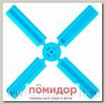 Подставка термостойкая, складная, 21,6х21,6 см (цвета в ассортименте)