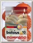 Свеча плавающая Оранжевая, 10 шт.