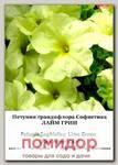 Петуния грандифлора Софистика Лайм Грин F1, 50 др. СЕМКОМ ПРОФИ PanAmerican Seeds