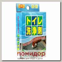 Средство для чистки туалета Nagara, 5 шт. х 4,5 г