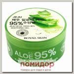 Гель для лица и тела Многофункциональный с 95% содержанием Алоэ Royal Skin, 300 мл