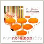 Форма для изготовления мороженого Фигурная, 19х12,5х8,3 см (цвета в ассортименте)