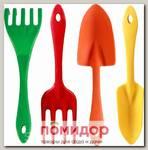 Набор садовых мини-инструментов, 4 предмета