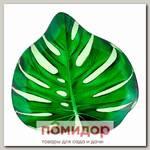 Блюдо Fat Broad Leaf 23x23,9x2 см
