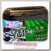 Поглотитель запахов для обувных ящиков (зелёный чай), 150 г