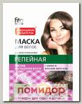Маска для волос Репейная (против выпадения волос) Народные рецепты, 30 мл