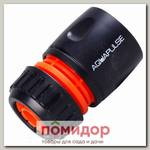 """Коннектор для шлангов d 1/2"""" - 5/8"""" (12.5 - 15 мм) AP 1002"""
