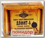 Чайный напиток Алфит-4 Для профилактики заболеваний щитовидной железы, 60 брикетов х 2 г