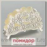 Салфетница Ромашка, 13х4х9 см, 2162-MR