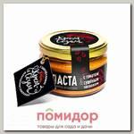 Паста кунжутно-арахисовая с Томатом и сушеным чесноком Крем Сезам, 200 г