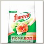 Удобрение гранулированное садовое для Роз Florovit (Флоровит), 1 кг