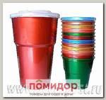 Набор стаканов Дюжина в одном (Цвета в ассортименте)