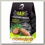 Чай травяной с Кедровой шишкой, 80 г