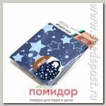 Сумка Soft Bag Звезды (синяя)