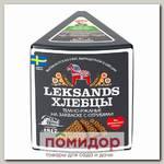 Хлебцы темно-ржаные на закваске с Отрубями Bionova, 200 г