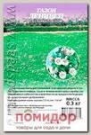 Газон Ленивец с белым клевером, 0,3 кг