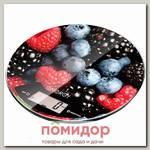 Весы кухонные Ягоды ENERGY EN-403 (круглые), до 5 кг