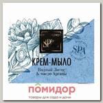 Крем-мыло Водный лотос и масло арганы, 90 г