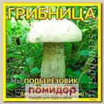 Грибница субстрат микоризный Подберезовик Белый, 1 л
