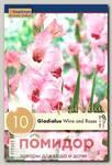 Гладиолус крупноцветковый WINE AND ROSES, 10 шт. NEW