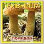 Грибница субстрат микоризный Белый гриб Светло-бронзовый, 1 л